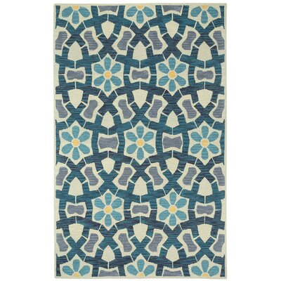 Stepping Stone Hand Tufted Area Rug Rug Size: 5 x 8