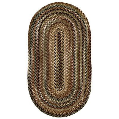 Fort Lupton Multi Area Rug Rug Size: Oval 18 x 26