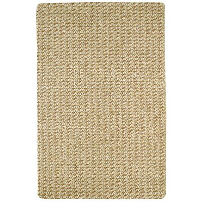 Stoney Creek Tan Beans Area Rug Rug Size: 5 x 8