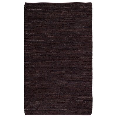 Kandi Cocoa Area Rug Rug Size: Rectangle 7 x 9