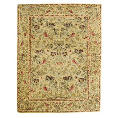 Garden Farms Chammy Area Rug Rug Size: Round 5