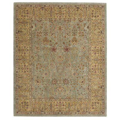 Forest Park Cedars Green Persian Area Rug Rug Size: Rectangle 76 x 96