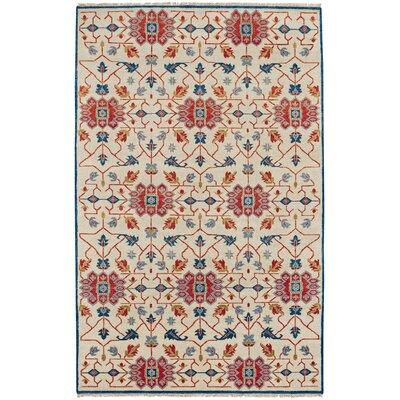 Inspirit Hand-Knotted Sunrise Area Rug Rug Size: Runner 26 x 9