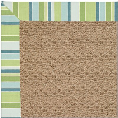 Zoe Brown Indoor/Outdoor Area Rug