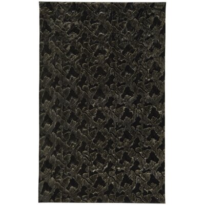 Cozy Coal Area Rug Rug Size: 5 x 8