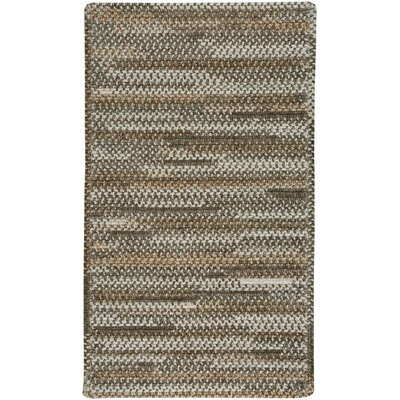 Habitat Grey Area Rug Rug Size: Rectangle 114 x 144