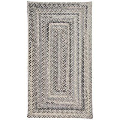 Tooele Grey Area Rug Rug Size: 3 x 5