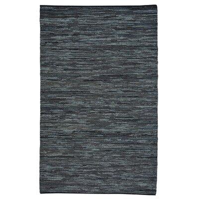 Kandi Flat Gray Area Rug Rug Size: 5 x 8