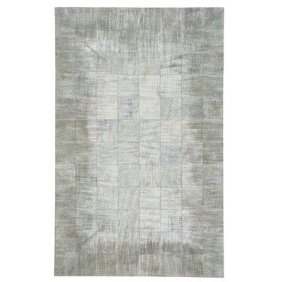 Ramanna Silver/Gray Area Rug Rug Size: 5' x 8'