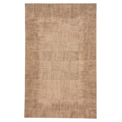 Ramanna Cinnamon Area Rug Rug Size: 5' x 8'