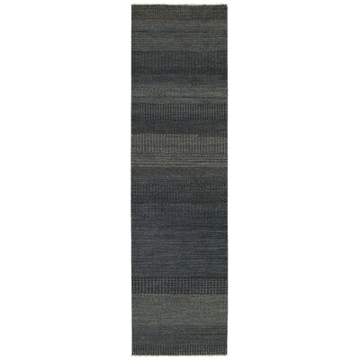 Alameda Midnight Blue Area Rug Rug Size: 6 x 9
