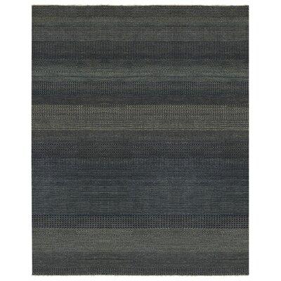 Alameda Midnight Blue Area Rug Rug Size: 9�x 12