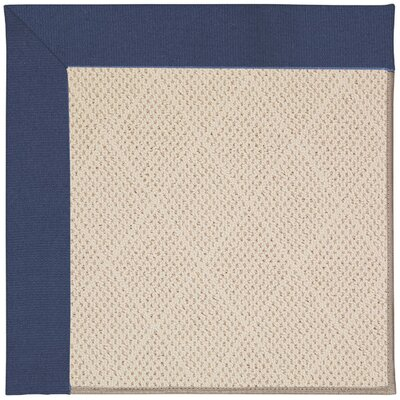 Zoe Cream Indoor/Outdoor Area Rug Rug Size: 9 x 12