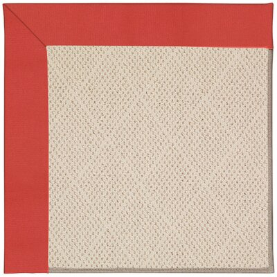 Zoe Beige Indoor/Outdoor Area Rug Rug Size: 12 x 15
