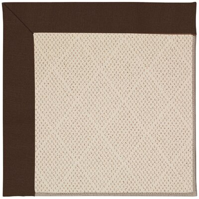 Zoe Cream Indoor/Outdoor Area Rug Rug Size: 10 x 14