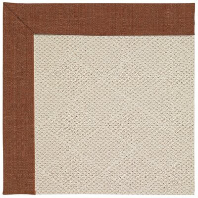 Zoe Dried Chilis Indoor/Outdoor Area Rug Rug Size: Square 4