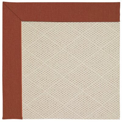 Zoe Beige Indoor/Outdoor Area Rug Rug Size: 12' x 15'