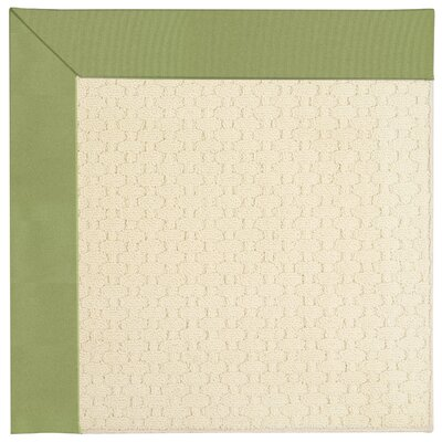 Zoe Off White Indoor/Outdoor Area Rug Rug Size: 12 x 15