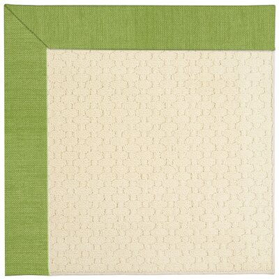 Zoe Off White Indoor/Outdoor Area Rug Rug Size: 10' x 14'