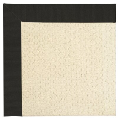 Zoe Off White Indoor/Outdoor Area Rug Rug Size: 10 x 14