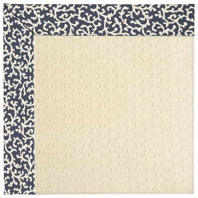 Zoe Light Beige Indoor/Outdoor Area Rug Rug Size: Rectangle 8' x 10'