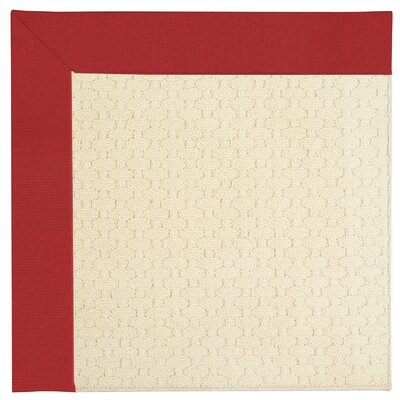 Zoe Beige Indoor/Outdoor Area Rug Rug Size: Rectangle 8 x 10