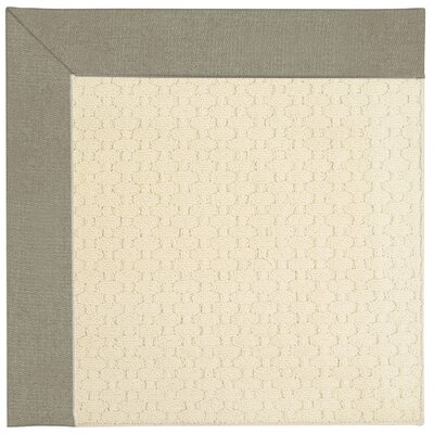 Zoe Beige Indoor/Outdoor Area Rug Rug Size: Rectangle 3 x 5