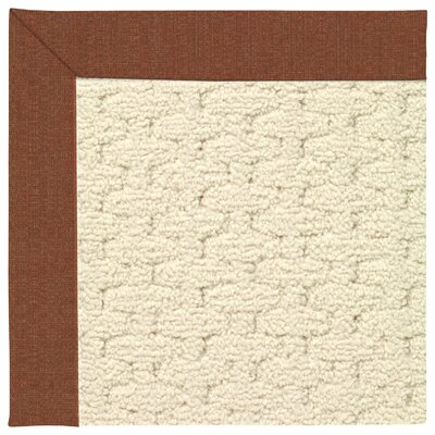 Zoe Beige Indoor/Outdoor Area Rug Rug Size: Square 12'