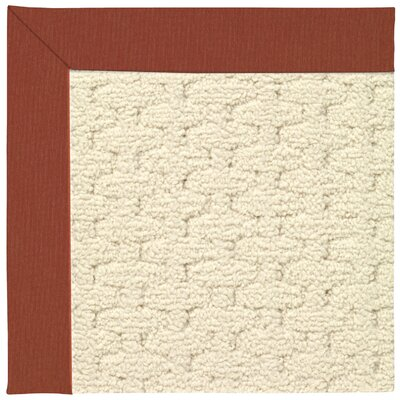 Zoe Off White Indoor/Outdoor Area Rug Rug Size: 4 x 6
