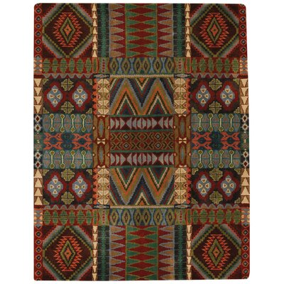 Big Horn Multi-tone Area Rug Rug Size: Rectangle 3 x 5