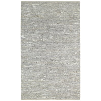 Kandi Grey Area Rug Rug Size: Rectangle 3' x 5'