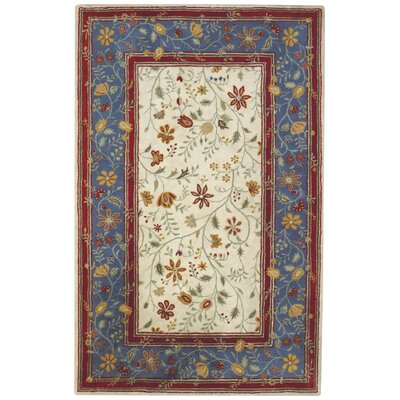Piedmont Hand Tufted Area Rug Rug Size: 5 x 8