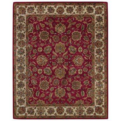 Piedmont Persian Cinnabar Area Rug Rug Size: 5 x 8