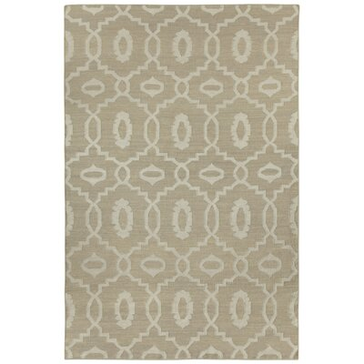 Anchor Beige Area Rug Rug Size: Rectangle 7 x 9