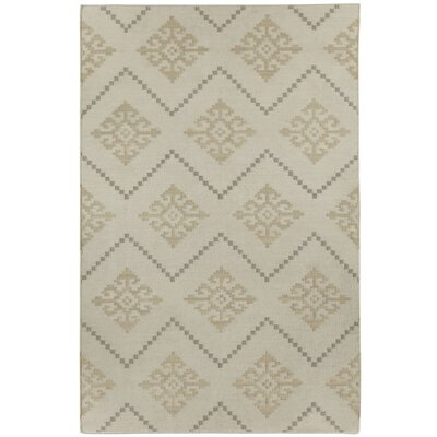 Flakes Beige Rug Rug Size: Rectangle 3 x 5