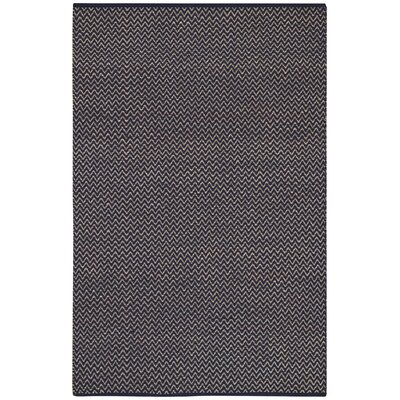 Sahara Gray Chevron Area Rug