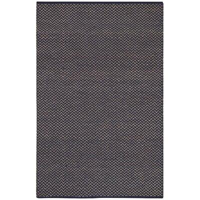 Sahara Gray Chevron Area Rug Rug Size: Runner 26 x 8