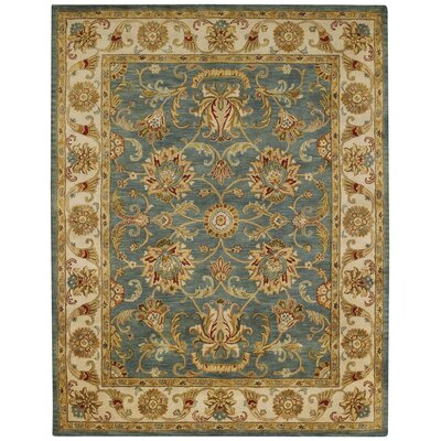 Guilded Sapphire Area Rug Rug Size: 8 x 11