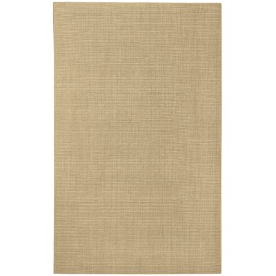 Hermitage Wheat Area Rug Rug Size: Runner 23 x 8