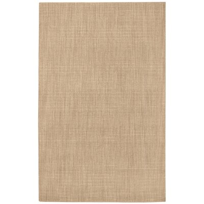 Hermitage Sand Area Rug Rug Size: Runner 23 x 8