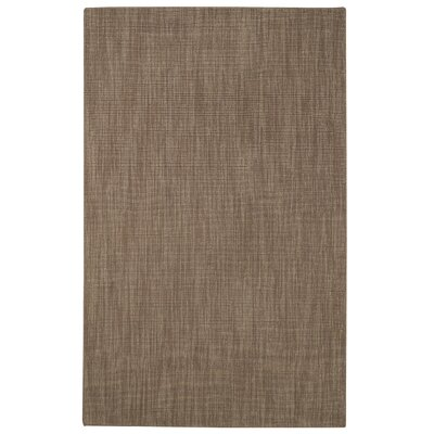 Hermitage Coffee Area Rug Rug Size: 5 x 8