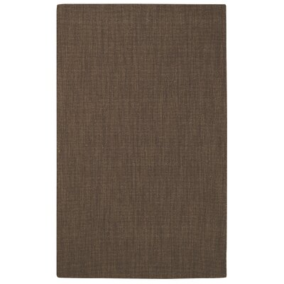 Hermitage Cocoa Area Rug Rug Size: Runner 23 x 8