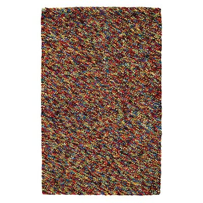 Stoney Creek Multi Beans Area Rug Rug Size: 5 x 8