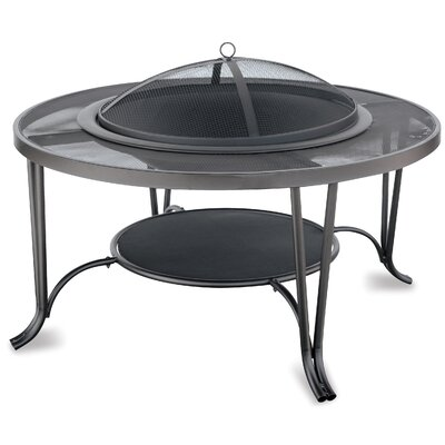 Cast Iron Wood Burning Fire Pit WAD1411SP