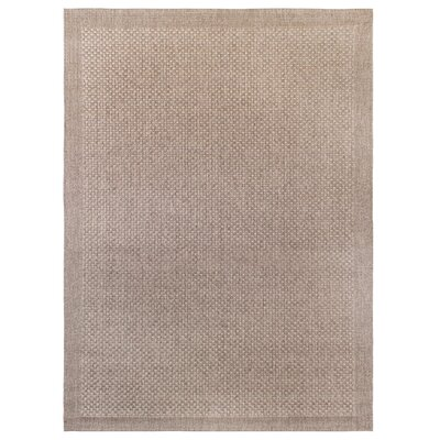 Hoerner Beige Indoor/Outdoor Area Rug Rug Size: 710 x 10
