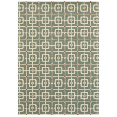 Lancaster Gray Area Rug Rug Size: 710 x 10