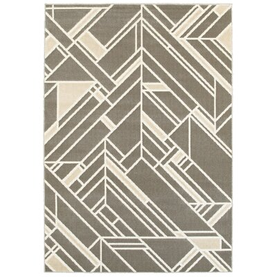 Westchester Gray Area Rug Rug Size: 710 x 10
