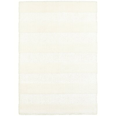 Grayson Pacific Sand Area Rug Rug Size: 53 x 74