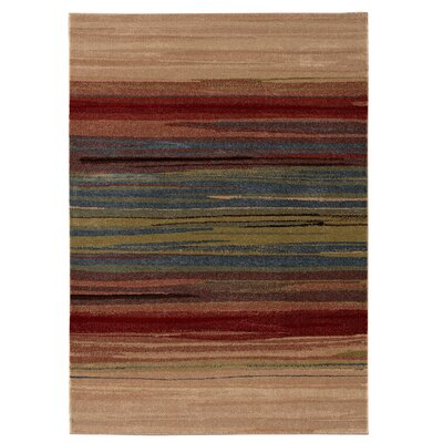 Northeastern Blue/Gray Area Rug Rug Size: 710 x 10