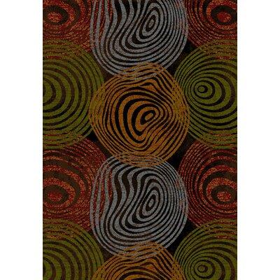 Affinity Decibel Area Rug Rug Size: 53 x 72